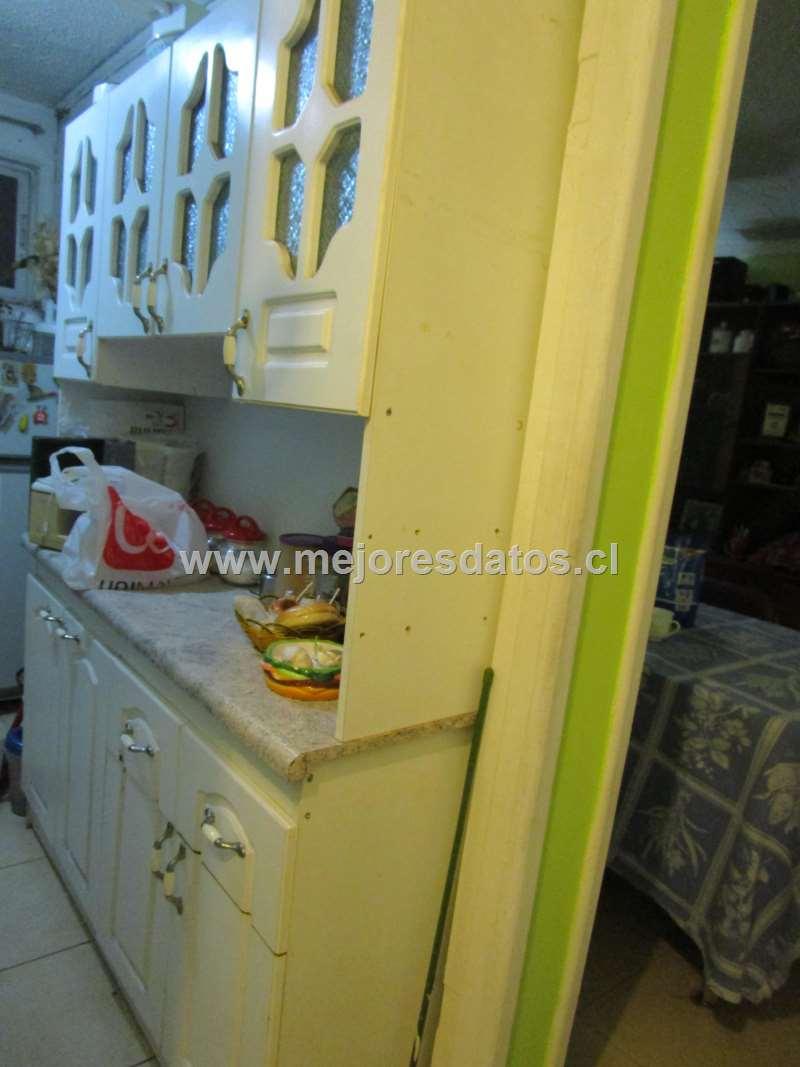 Concepción VENDO mueble cocina blanco usado, buenas ...
